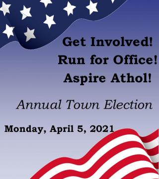 2021 Annual Town Election Information