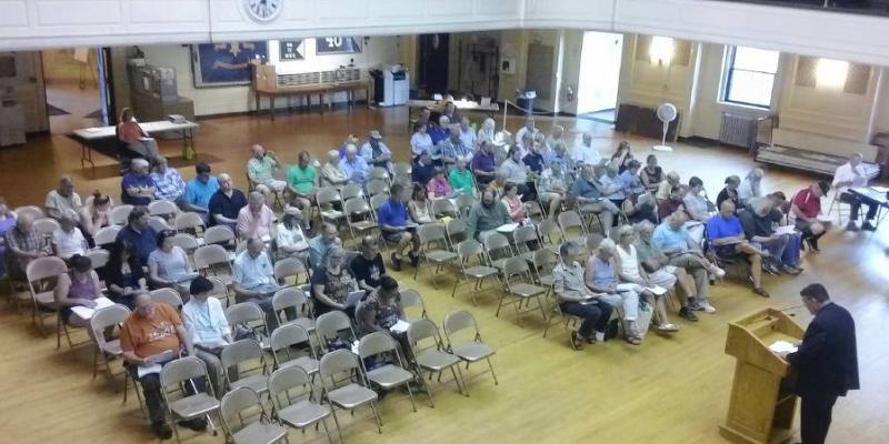 Athol Town Meeting